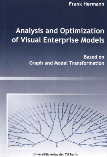 Analysis and Optimization of Visual Enterprise Models - Coverbild