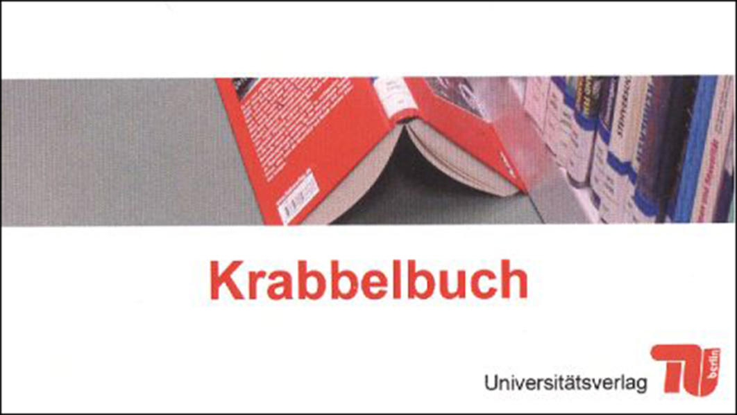 Krabbelbuch - Coverbild