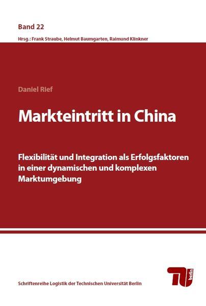 Markteintritt in China - Coverbild