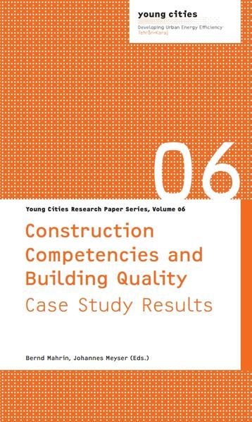 Construction Competencies and Building Quality - Coverbild