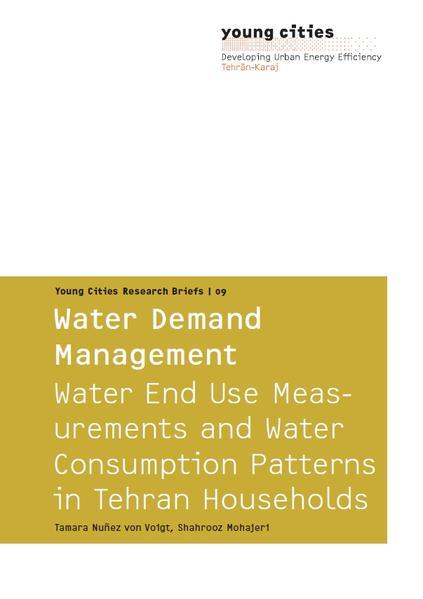 Water Demand Management - Coverbild