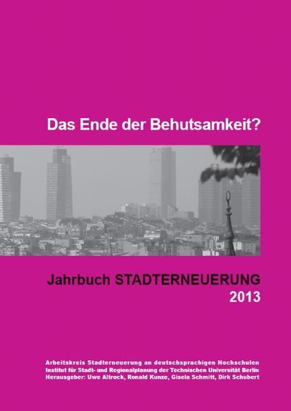 Das Ende der Behutsamkeit? - Coverbild