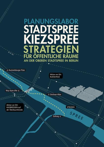 Planungslabor: StadtspreeKiezspree - Coverbild