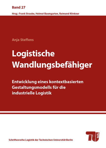 Logistische Wandlungsbefähiger - Coverbild