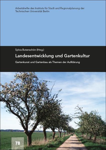 Landesentwicklung durch Gartenkultur - Coverbild