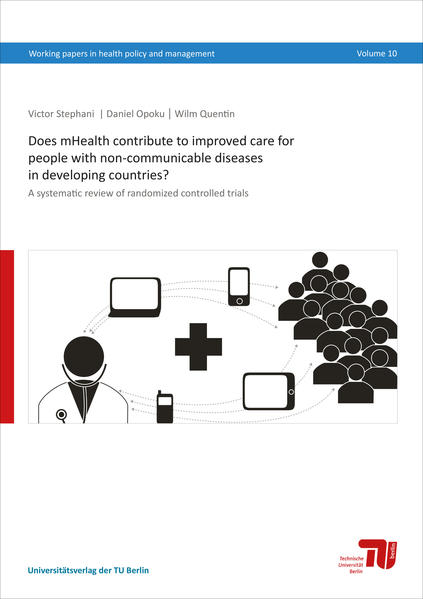 Does mHealth contribute to improved care for people with non-communicable diseases in developing countries? - Coverbild