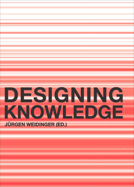 Designing Knowledge - Coverbild