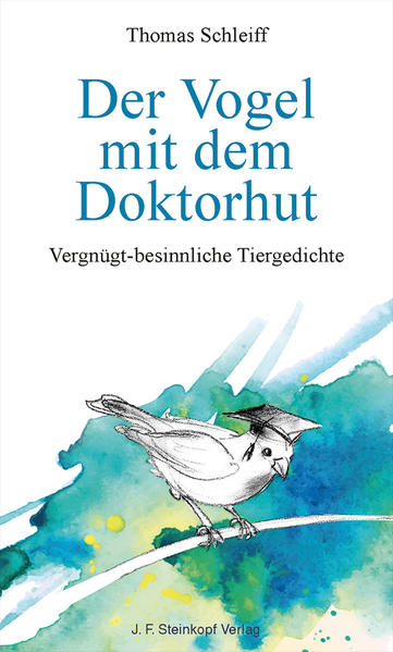 Der Vogel mit dem Doktorhut - Coverbild