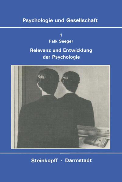 Relevanz und Entwicklung der Psychologie - Coverbild