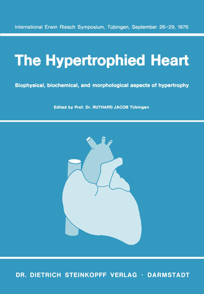 The Hypertrophied Heart - Coverbild