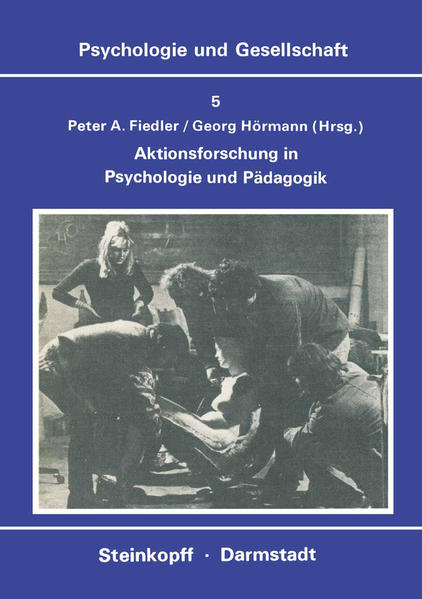 Aktionsforschung in Psychologie und Pädagogik - Coverbild