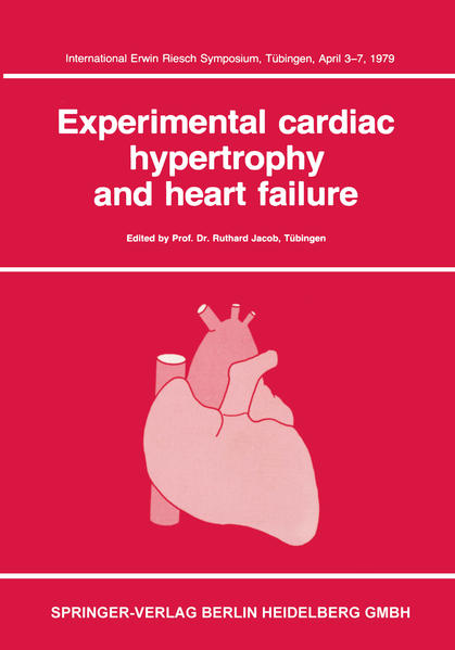 Experimental Cardiac Hypertrophy and Heart Failure - Coverbild