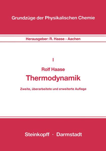 Thermodynamik - Coverbild