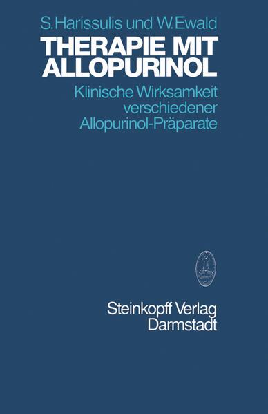 Therapie mit Allopurinol - Coverbild