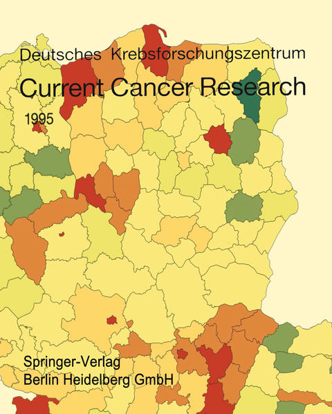 Current Cancer Research 1995 - Coverbild