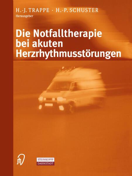 Die Notfalltherapie bei akuten Herzrhythmusstörungen - Coverbild