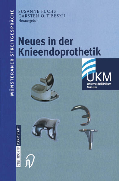 Neues in der Knieendoprothetik - Coverbild