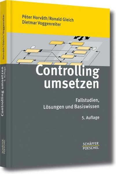 Controlling umsetzen - Coverbild