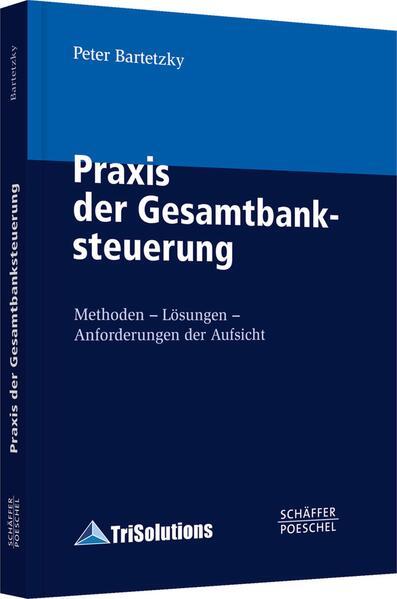 Praxis der Gesamtbanksteuerung - Coverbild