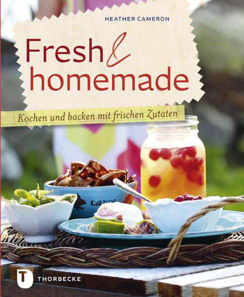 Fresh & homemade - Coverbild