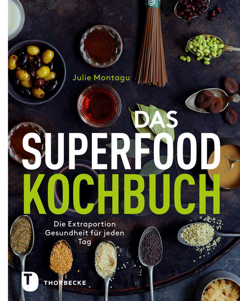 Das Superfood-Kochbuch - Coverbild