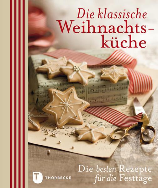Die klassische Weihnachtsküche - Coverbild