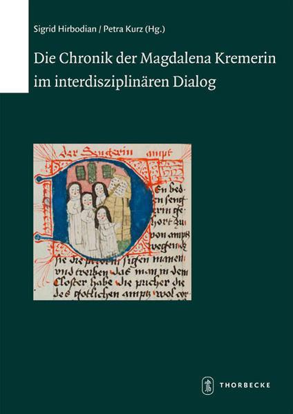 Die Chronik der Magdalena Kremerin im interdisziplinären Dialog - Coverbild