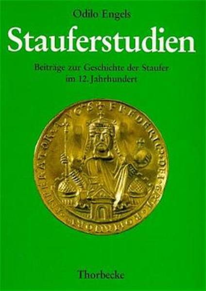Stauferstudien - Coverbild