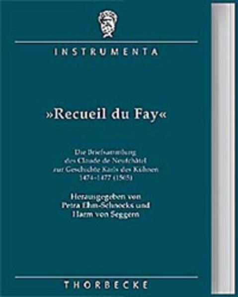 Recueil du Fay - Coverbild