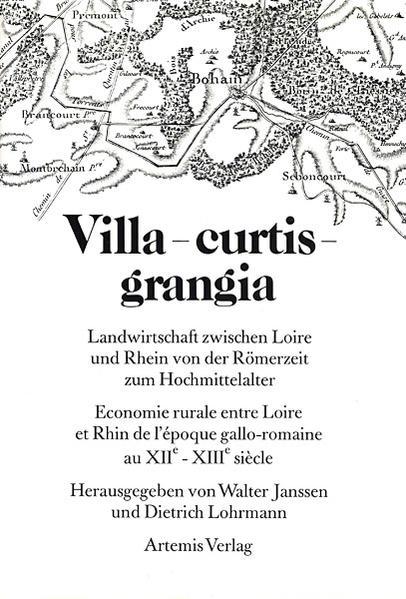Villa - curtis - grangia - Coverbild