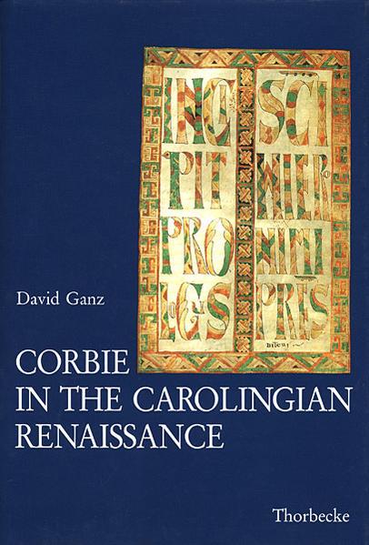 Corbie in the Carolingian Renaissance - Coverbild