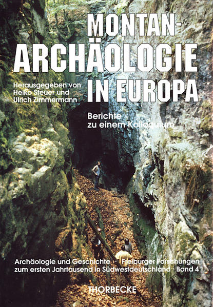 Montanarchäologie in Europa - Coverbild