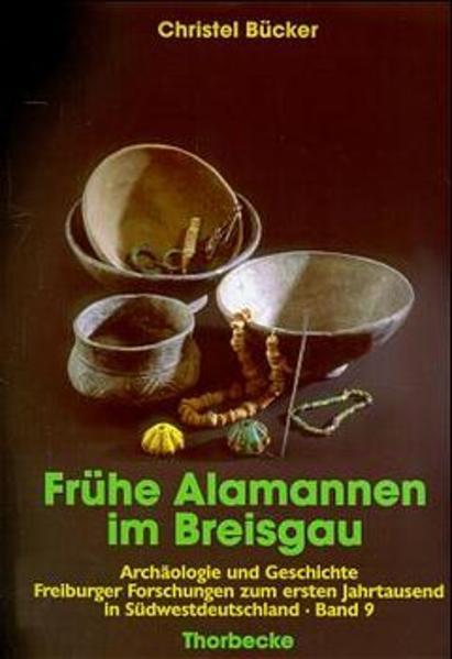 Frühe Alamannen im Breisgau - Coverbild