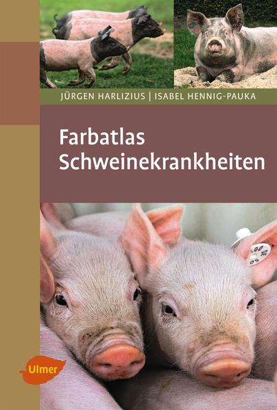 Farbatlas Schweinekrankheiten - Coverbild