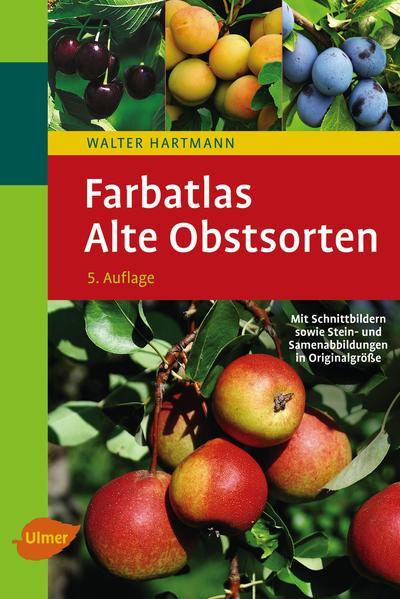 Farbatlas Alte Obstsorten - Coverbild