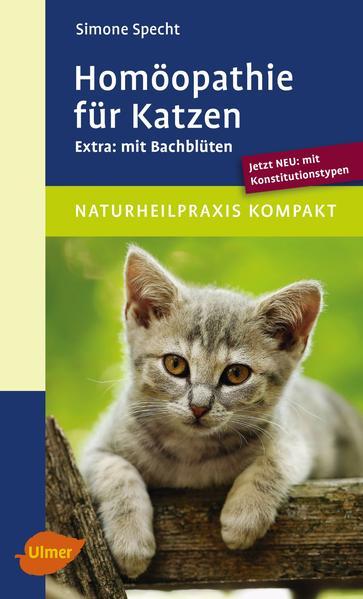 Homöopathie für Katzen - Coverbild