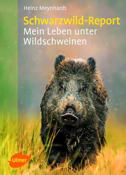 Schwarzwild-Report - Coverbild
