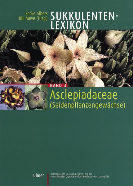 Sukkulenten-Lexikon, Bd 3 - Coverbild