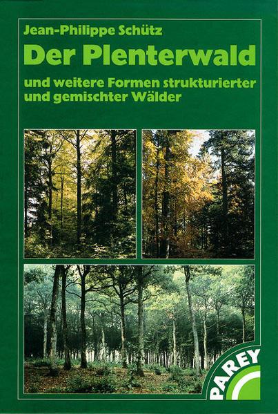 Der Plenterwald - Coverbild