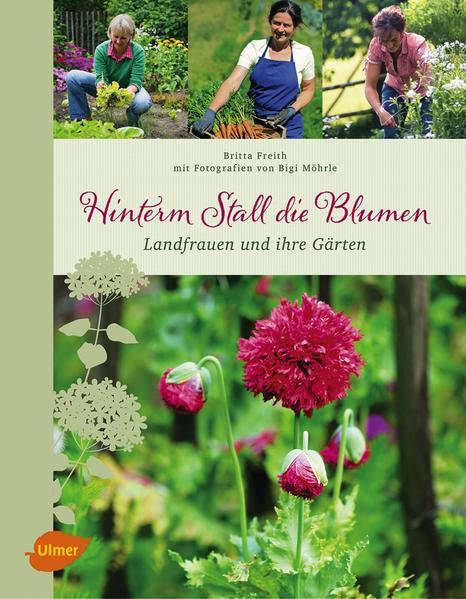 Hinterm Stall die Blumen - Coverbild