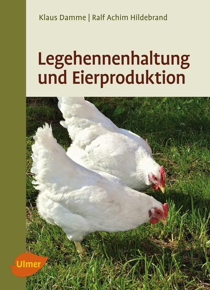 Legehennenhaltung und Eierproduktion - Coverbild