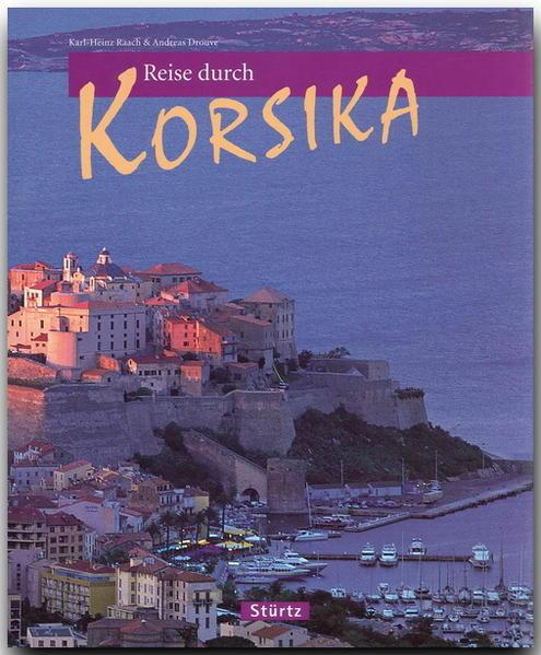 Reise durch KORSIKA - Coverbild