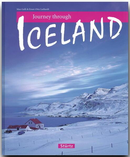 Journey through ICELAND - Reise durch ISLAND - Coverbild
