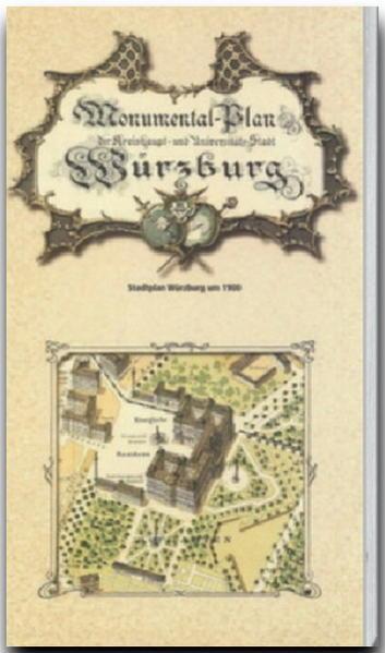 Kostenloser Download WÜRZBURG um 1900 - Ein historischer Stadtplan PDF