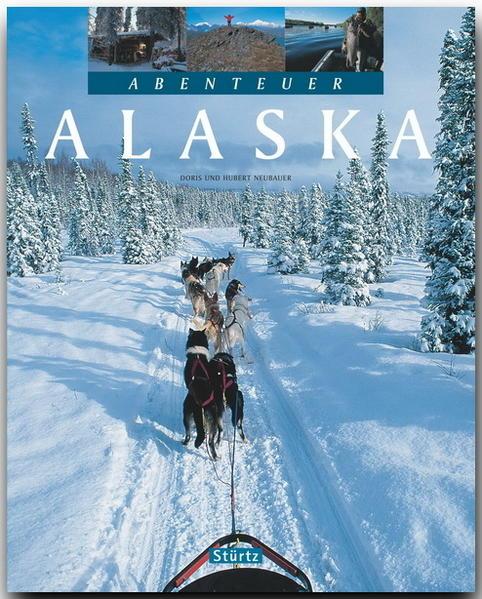 Abenteuer ALASKA - Coverbild