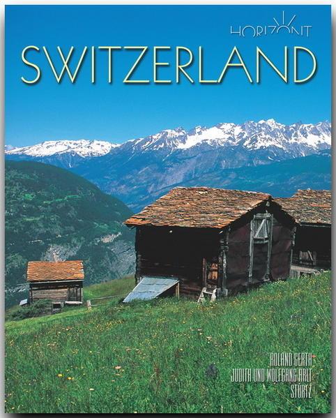 Horizont SWITZERLAND - Horizont SCHWEIZ - Coverbild