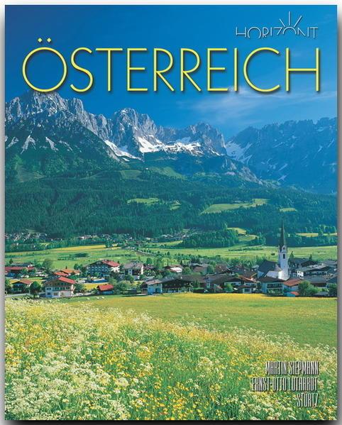 Horizont ÖSTERREICH - Coverbild