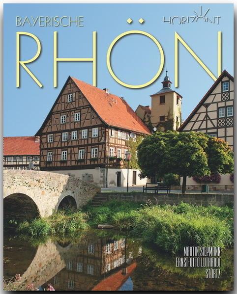 Horizont BAYERISCHE RHÖN - Coverbild