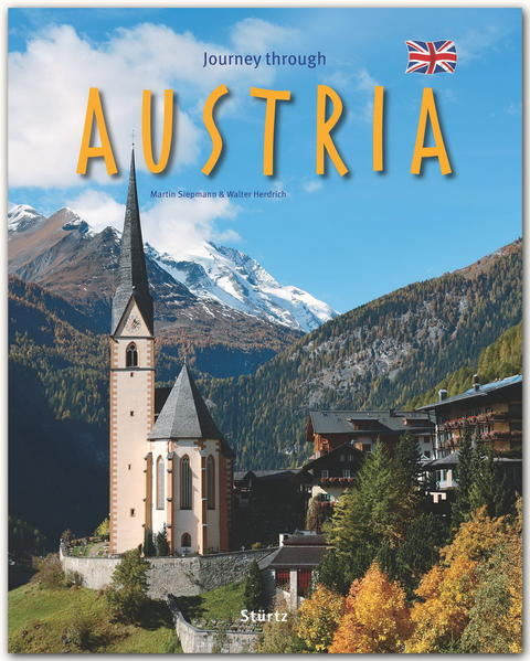 Journey through AUSTRIA - Reise durch ÖSTERREICH - Coverbild