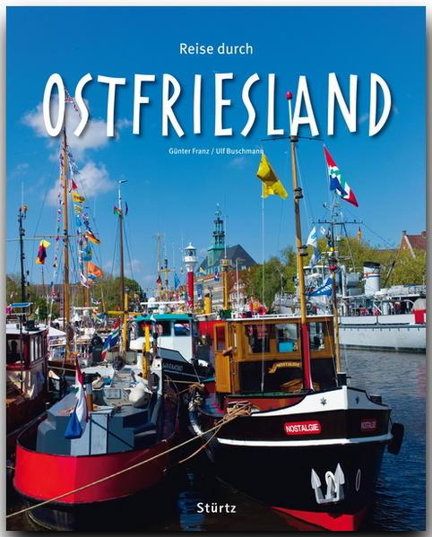 Reise durch OSTFRIESLAND - Coverbild